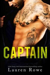 Review Captain by lauren rowe