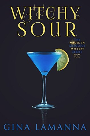 Review | Witchy Sour by Gina Lamanna