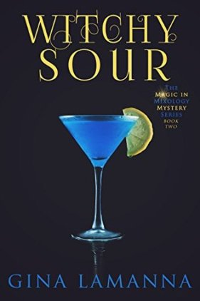 Witchy Sour by Gina LaManna Reivew