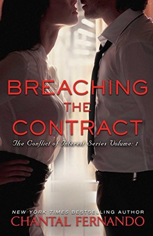 Review   Breaching the Contract by Chantal Fernando