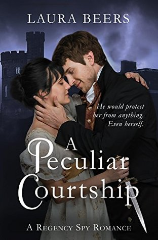 Review | A Peculiar Courtship by Laura Beers
