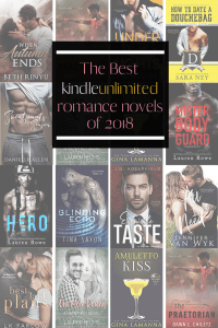 The Best Kindle Unlimited Romance Books of 2018 - HEA Novel