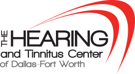 the hearing and tinnitus center of dallas fort worth logo