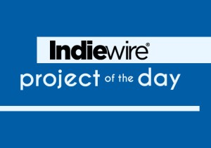 indiewire-project-of-the-day LOGO