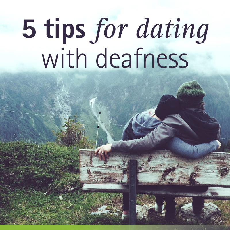 Dating with hearing loss