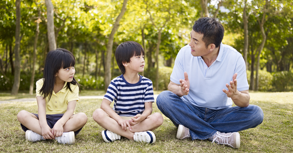 tips to explain hearing loss to children