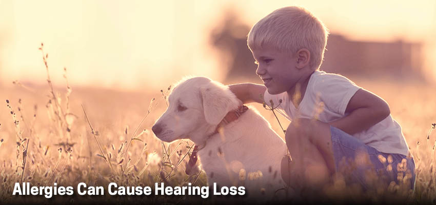 Allergies Can Cause Hearing Loss
