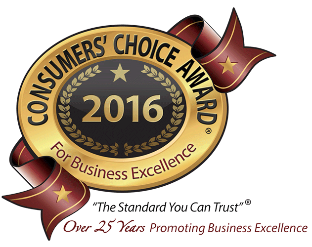 Consumers Choice Award 2016
