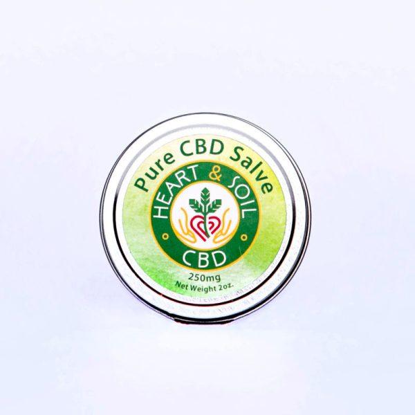 Pure CBD Salve