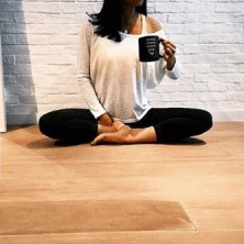 Om for the holidays with A Day with Fé