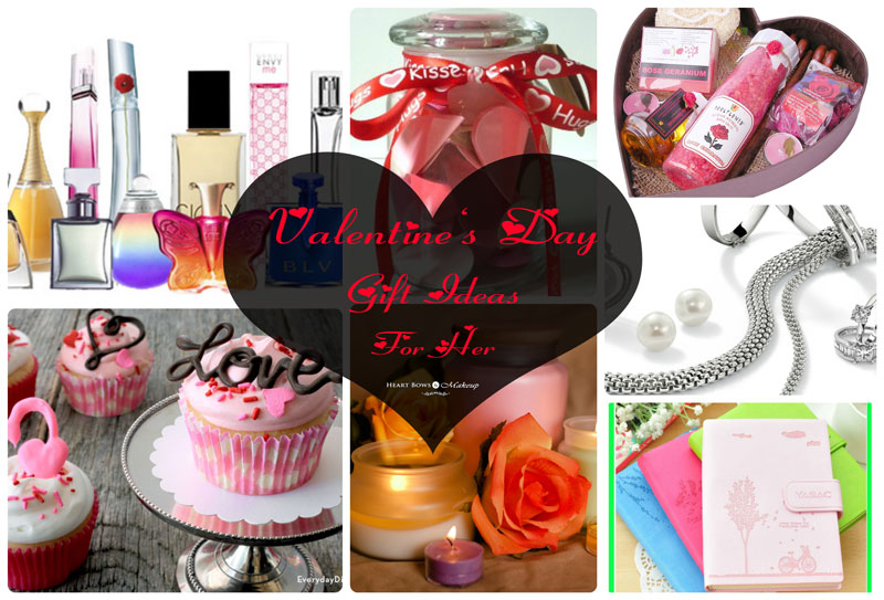 Valentines Day Gifts For Her Unique Amp Romantic Ideas