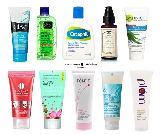 Top Ten Skin Care Products