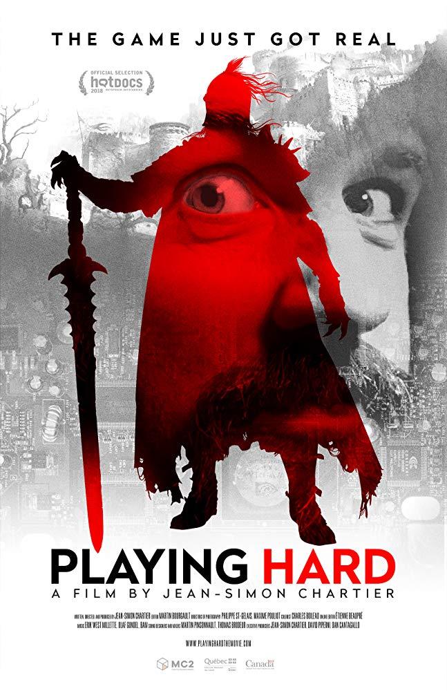 플레잉 하드 Playing Hard (2018)