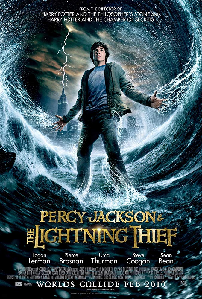 퍼시 잭슨과 번개 도둑 Percy Jackson & the Olympians: The Lightning Thief (2010)