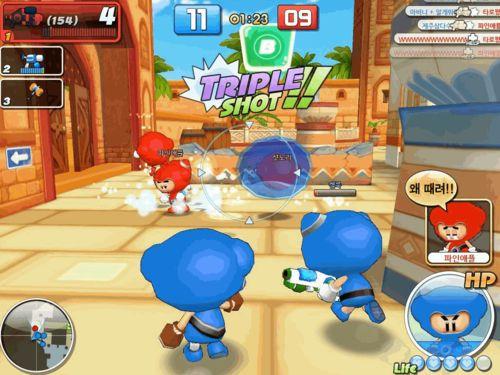 크레이지 슈팅: 버블 파이터 Crazy Shooting: Bubble Fighter