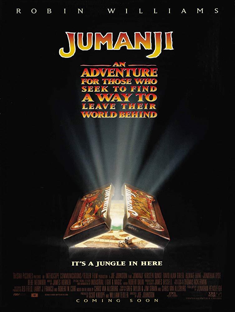 쥬만지 Jumanji (1995)