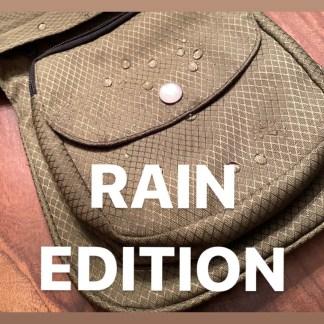 Hipbags RAIN EDITION