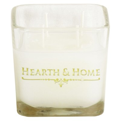 Libbey Cube Votive Scented Candle - 14oz