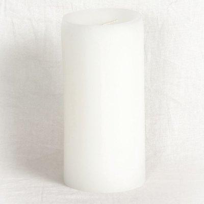 Paraffin Wax Pillar Candle Medium