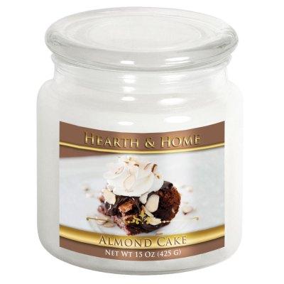 Almond Cake - Medium Jar Candle