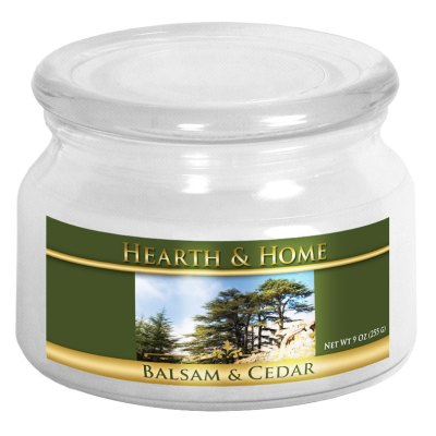Balsam & Cedar - Small Jar Candle