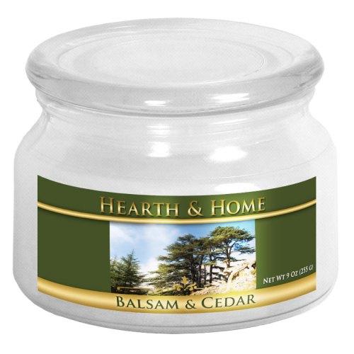 Balsam & Cedar - Small Jar Candle