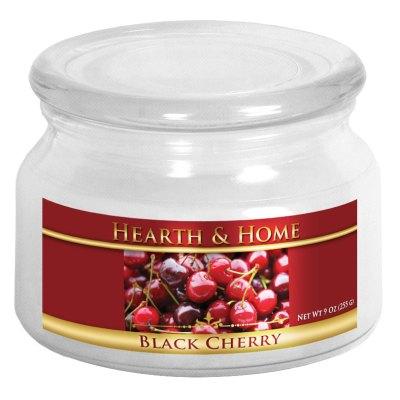 Black Cherry - Small Jar Candle