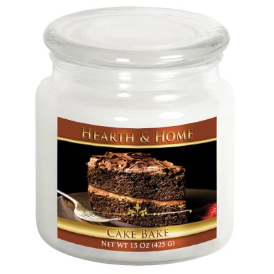 Cake Bake - Medium Jar Candle