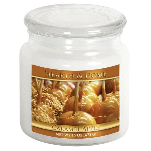 Caramel Apple - Medium Jar Candle