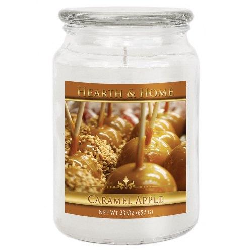 Caramel Apple - Large Jar Candle