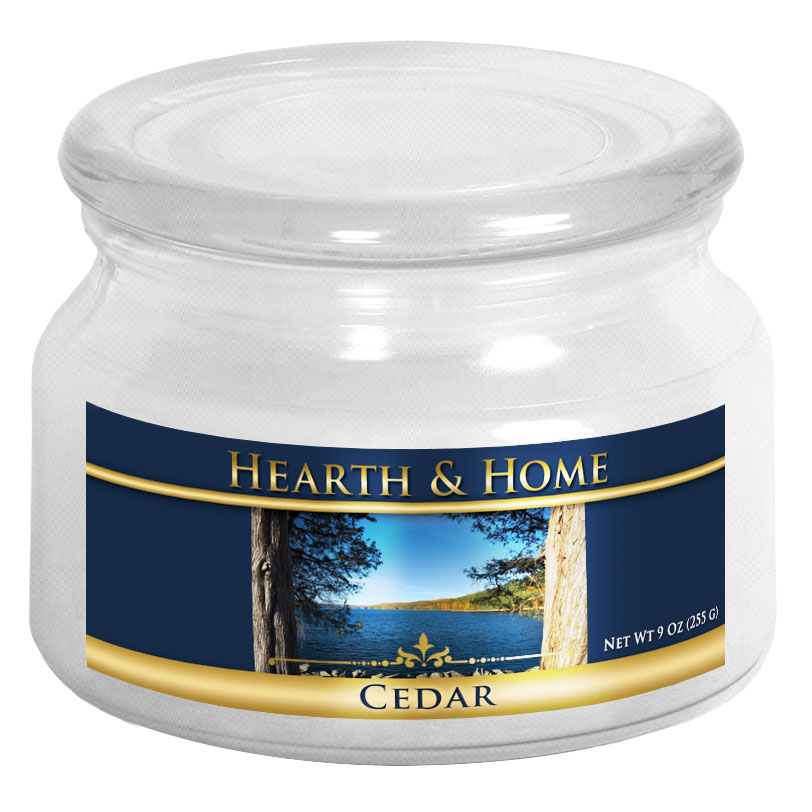 Cedar - Small Jar Candle