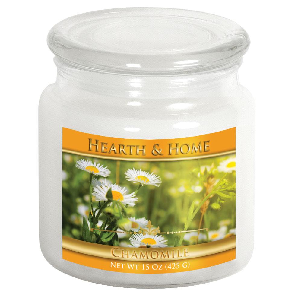 Chamomile - Medium Jar Candle