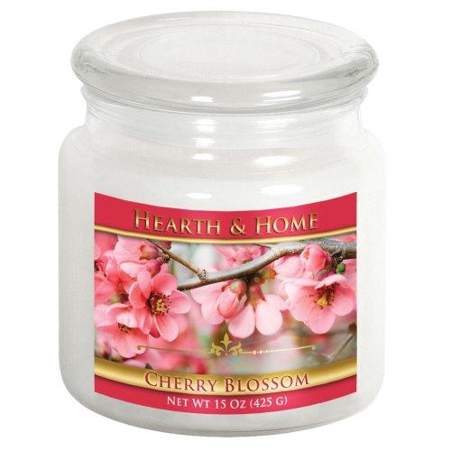 Cherry Blossom - Medium Jar Candle