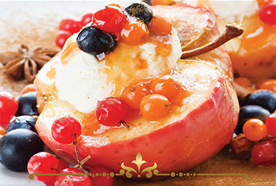 Cinnamon Apple Berry