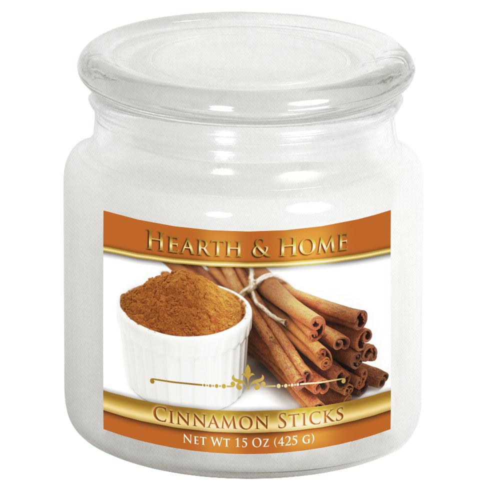 Cinnamon Sticks - Medium Jar Candle