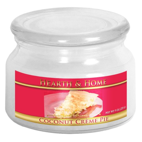 Coconut Creme Pie - Small Jar Candle
