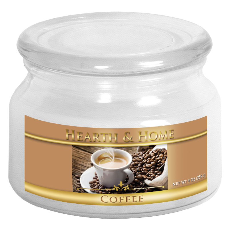 Coffee - Small Jar Candle