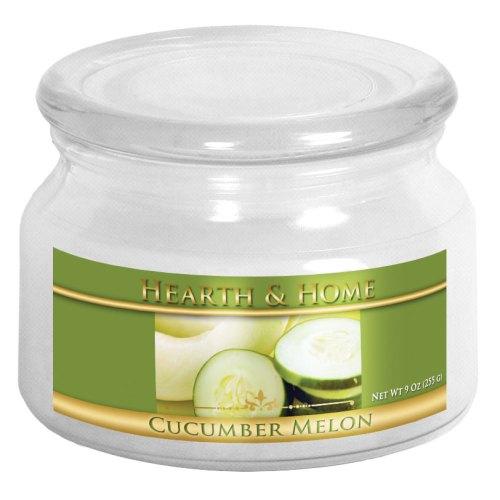 Cucumber Melon - Small Jar Candle