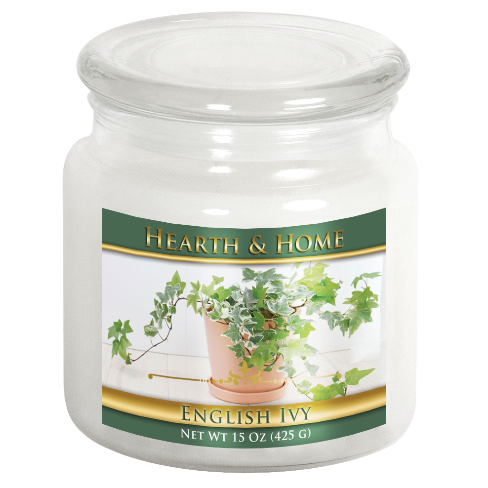 English Ivy - Medium Jar Candle