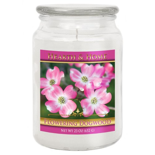 Flowering Dogwood - Large Jar Candle