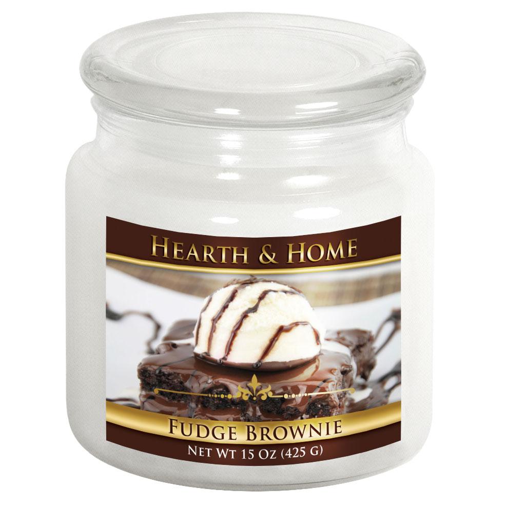 Fudge Brownie - Medium Jar Candle