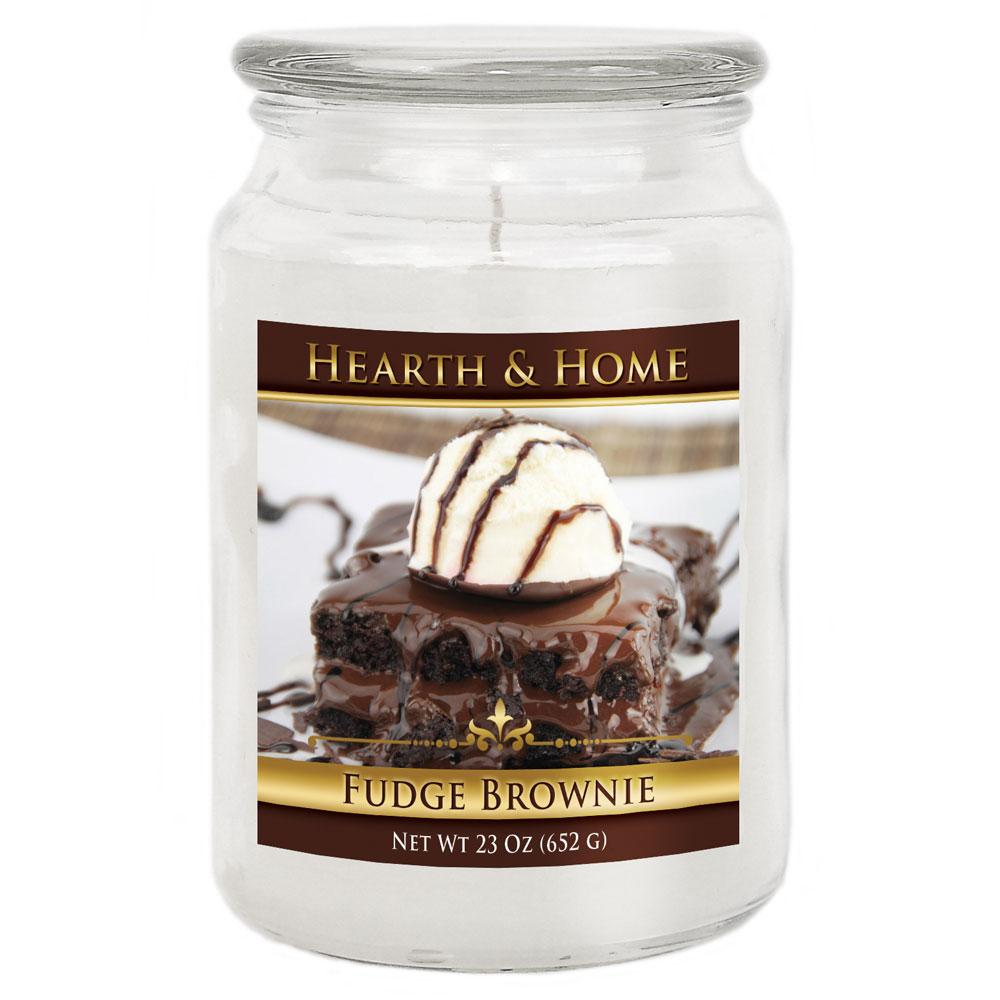 Fudge Brownie - Large Jar Candle