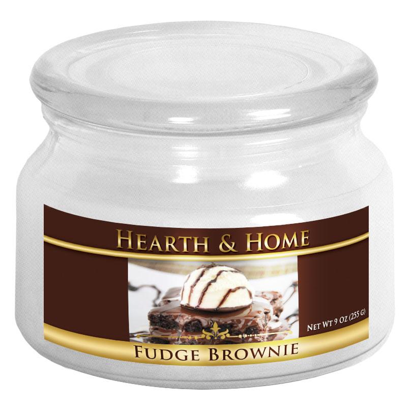 Fudge Brownie - Small Jar Candle