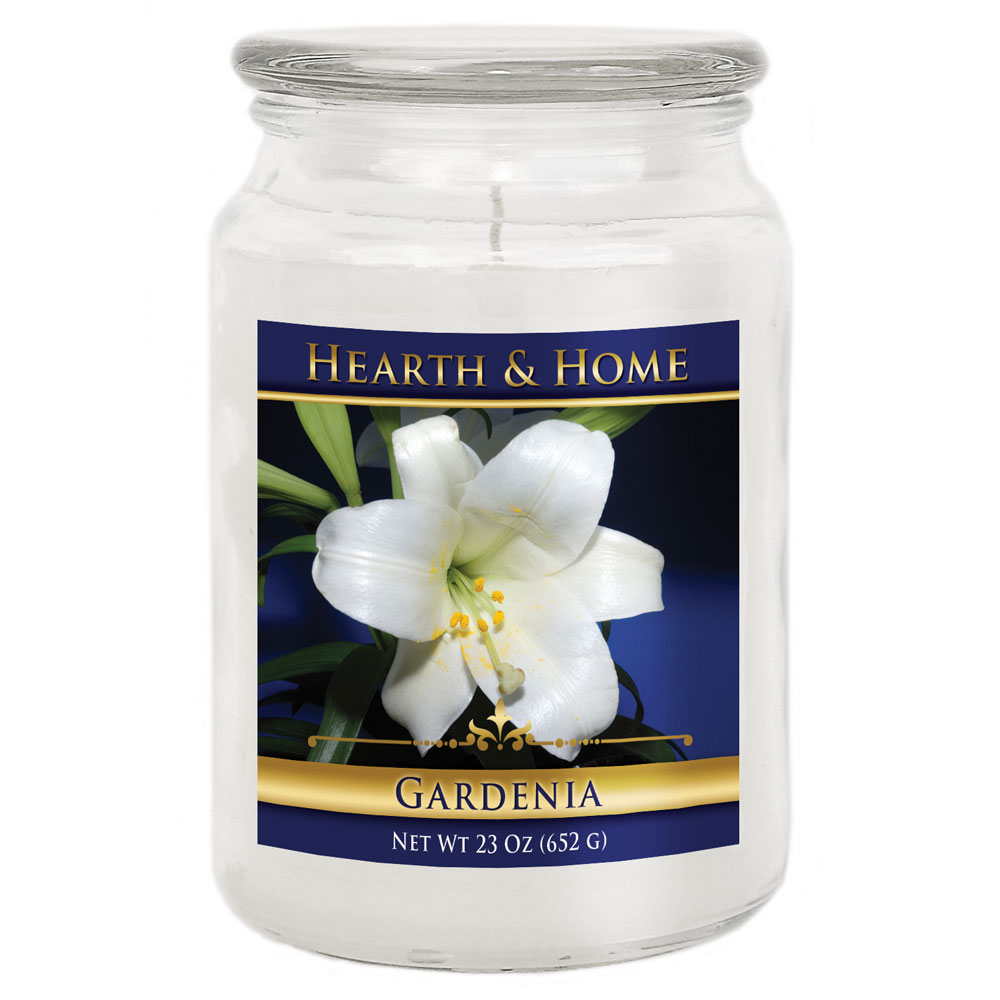 Gardenia - Large Jar Candle