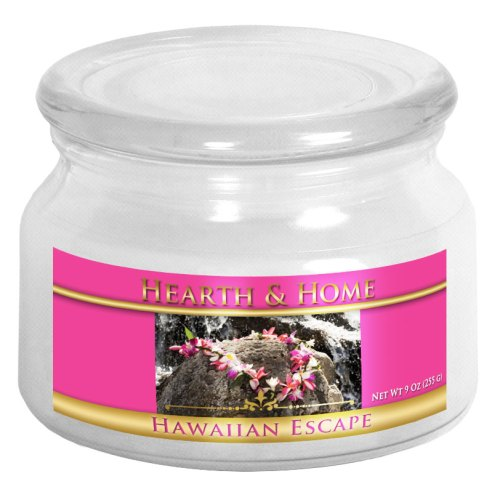 Hawaiian Escape - Small Jar Candle