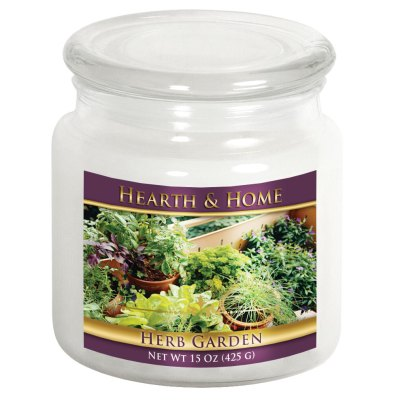 Herb Garden - Medium Jar Candle