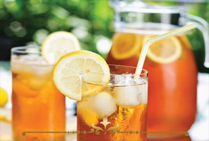 Ice Tea Scented Candles