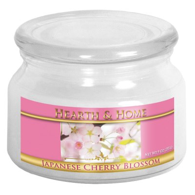 Japanese Cherry Blossom - Small Jar Candle