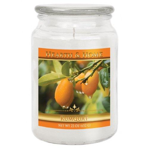 Kumquat - Large Jar Candle
