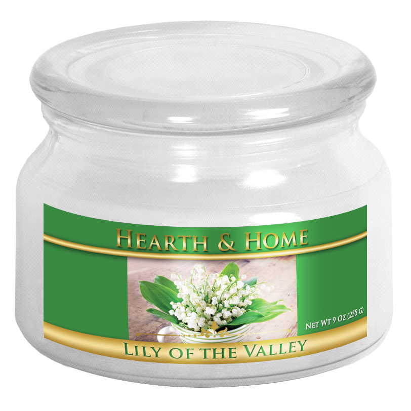 Lily of the Valley - Small Jar Candle